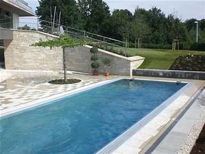 jardin et piscine design obasinccom With jardin avec piscine design