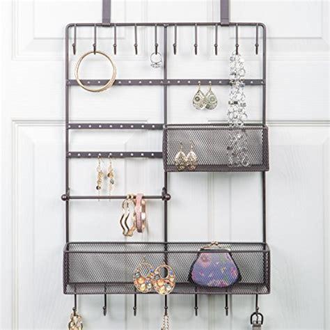 the door jewelry organizer large decorative hanging the door jewelry belt