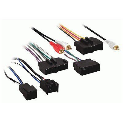 Metra Wiring Harness For Select Ford