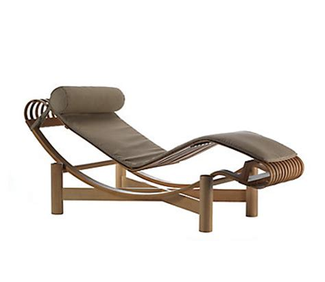 housse chaise longue jardin lc4 chaise longue design within reach