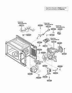Lg Lrm1230w Wiring Diagram Model