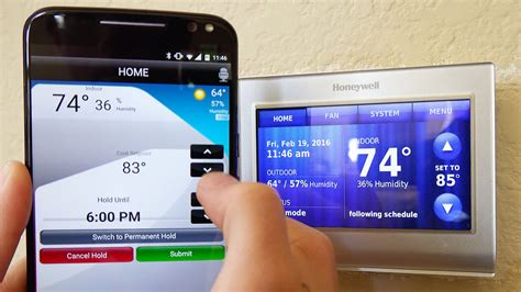 honeywell wi fi smart thermostat review