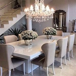 Esstisch Stühle Beige : hochglanz wei und beige st hle einrichtung pinterest hochglanz stuhl und esszimmer ~ Markanthonyermac.com Haus und Dekorationen