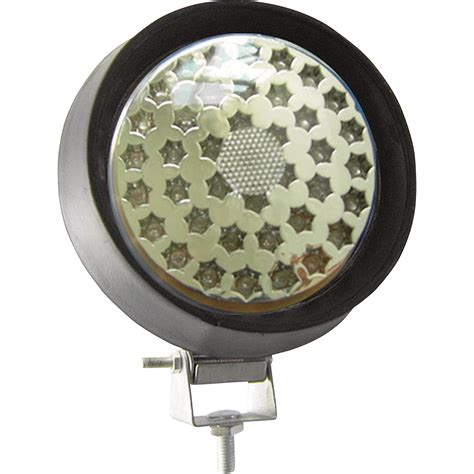 led utility work lights ironton 12 volt led utility light clear round 5in