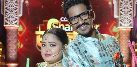 Bharti Singh & Haarsh Limbachiyaa's Colleagues react to ...