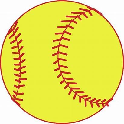 Softball Clipart Clip Clipartix Backgrounds