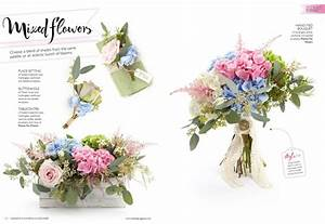 Centrepiece In Wooden Crate Passion For Flowers