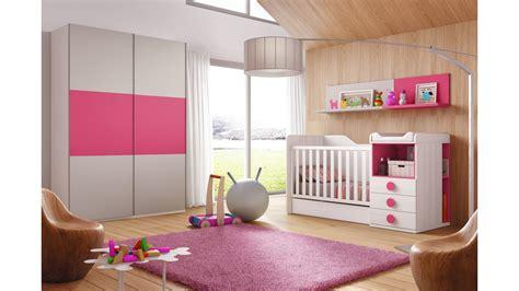 chambre evolutive pour bebe chambre évolutive bébé coloris fuchsia glicerio