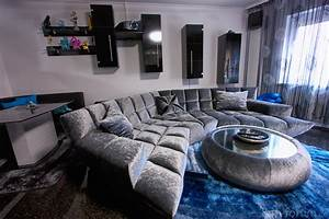 Gaming Zimmer Ideen : my hometheater aka living room ~ Markanthonyermac.com Haus und Dekorationen