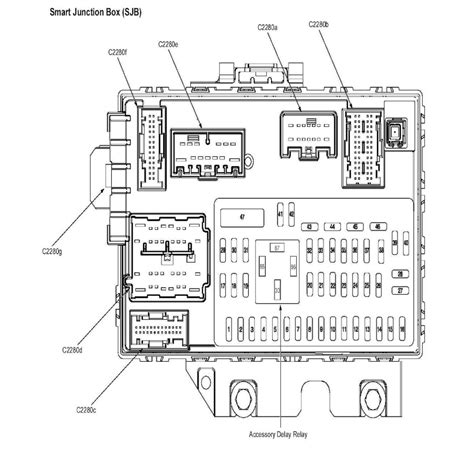 Ford Focus Fuse Diagrams Looking For