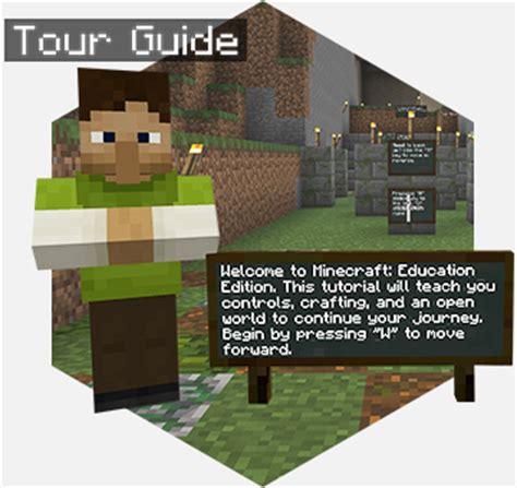 homepage minecraft education edition