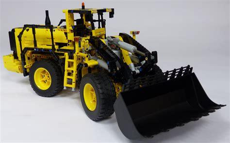 lego technic 42030 lego technic 42030 volvo l350f flickr photo