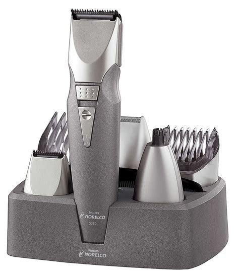 grooming kit norelco