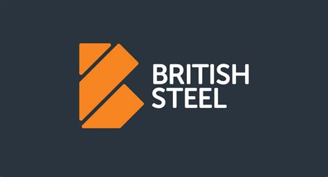 British Steel Company Logos