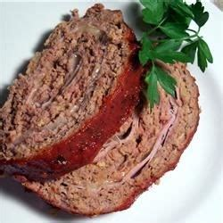 Classic meat loaf classic meatloaf recipe eggless. Meatloaf Recipe At 400 Degrees : How Long To Bake Meatloaf ...