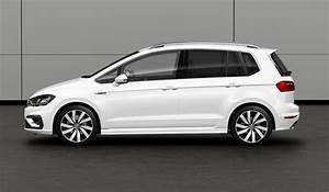 Golf Sportsvan 2017 : volkswagen golf sportsvan r line unveiled with exterior and interior upgrades autoevolution ~ Medecine-chirurgie-esthetiques.com Avis de Voitures