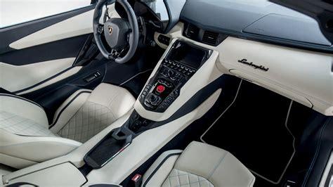 lamborghini aventador  roadster  interior wallpaper hd car wallpapers id