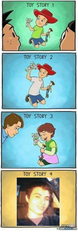 Toys Story Meme - toy story 1 toy story 2 toy story 3 toy story 4 toy story meme on sizzle