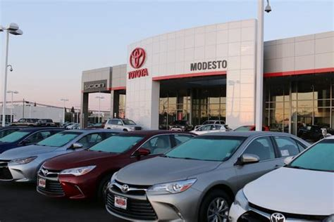 Modesto Toyota Service by Modesto Toyota Modesto Ca 95356 Car Dealership And