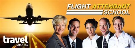 Resumed Tv Series by Flight Attendant School Series
