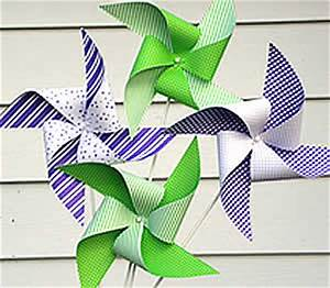 How To Make A Whirligig Out Of Paper Plans DIY Free