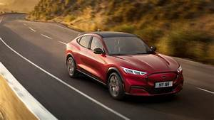 2021 Ford Mustang Mach-E Gets 300-Mile EPA Range Estimate | The Drive