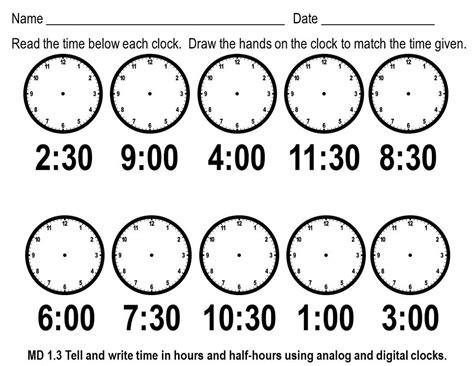 Free Elapsed Time Worksheets  Activity Shelter
