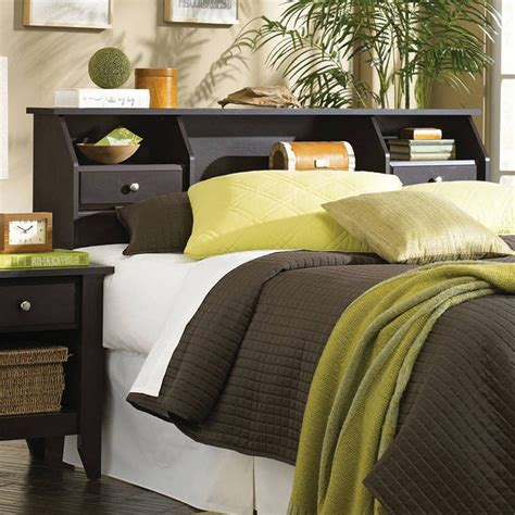 size headboard with storage headboard size bed bedroom furniture bookcase