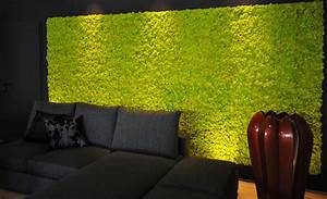 Living walls for Interior design grass wall