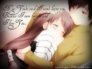 Anime Couple Quotes. QuotesGram
