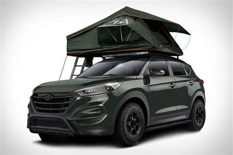 best hyundai tucson hyundai tucson adventuremobile uncrate