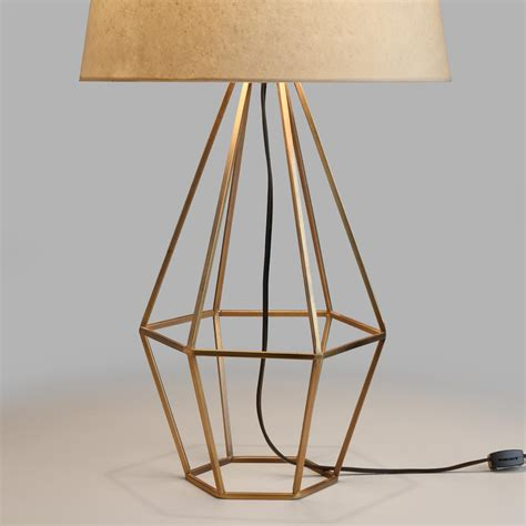 Lamp Shade Online by Brass Diamond Table Lamp Base World Market