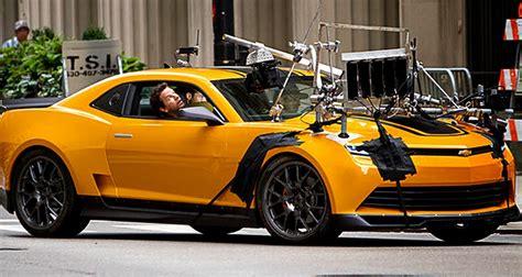 prediction bumblebee chevrolet camaro