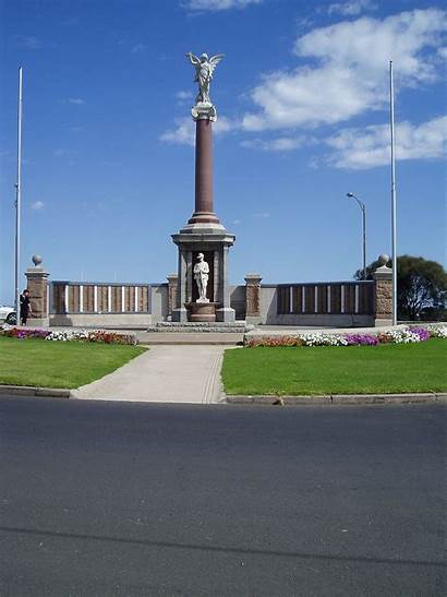 Warrnambool Memorial War Australia Victoria Commons Wikimedia
