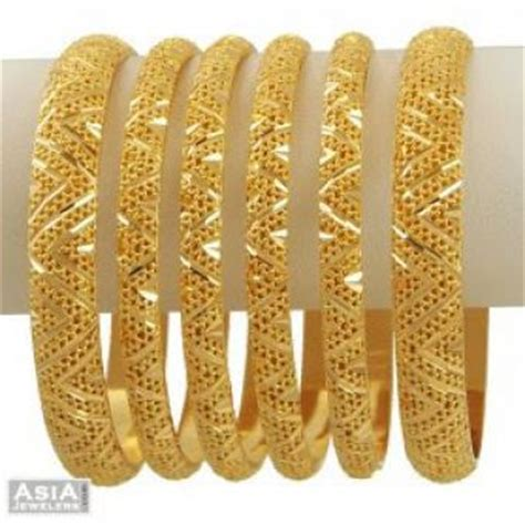original set   gold plated bangles  pakistan
