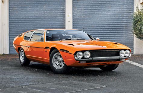 1969 Lamborghini Espada Series I  Sports Car Market