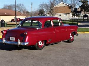 Ford Other U  K 1953 Red For Sale  1953 Ford Customline
