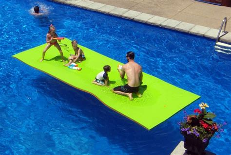 floating mats  swimming pools xpe  meter wooppi