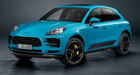 Porsche Macan 2019 2019 porsche macan facelift arrives with panamera tech and