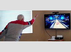Mayo Clinic's HAIL Lab Uses Exergaming to Improve Seniors