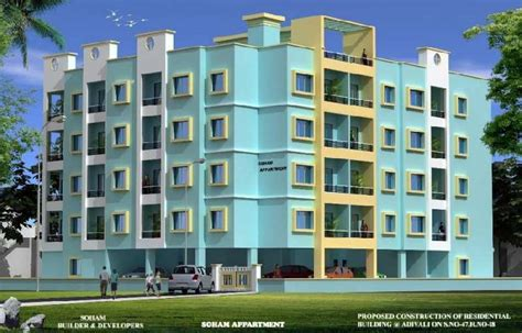 bhk flats apartments  sale  kalyan east mumbai