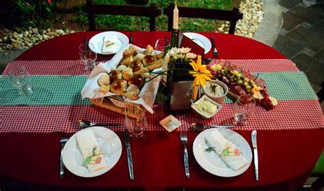 Italian Decorations For Home: Italian Dinner Table Decoration