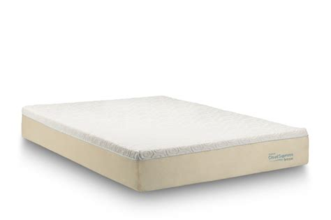 tempur pedic tempur cloud supreme breeze mattress mathis