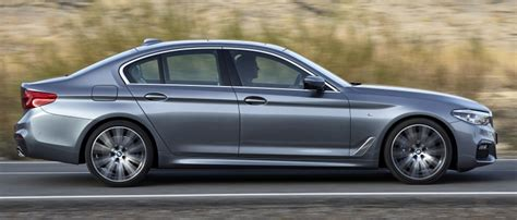 G30 BMW 5 Series unveiled – market debut in Feb 2017 Paul ...