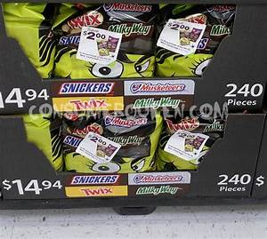 Huge Mars Candy Bags (240-pc) $12.19 at Walmart!