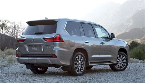 Lexus Truck by Lexus Lx 570 Named Size Luxury Suv Of In