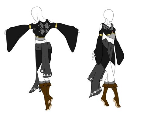 Fantasy clothing Adopt (CLOSED) by NightBlood-adopts on ...