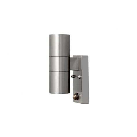 konstsmide modena 2 light up and down wall fixture in
