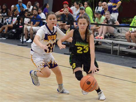 aau girls basketball