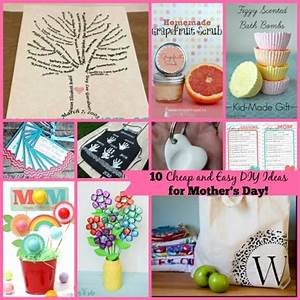 10 Inexpensive & Adorable DIY Ideas for Mother s Day